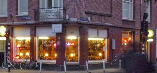Over Café 't Stoplicht